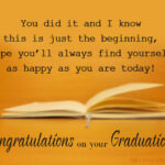 Graduation Greetings Quotes Pinterest