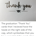 Graduation Thank You Card Sayings Twitter