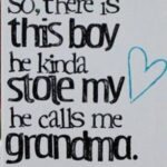 Granny And Grandson Quotes Facebook