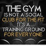 Gym Fitness Quotes Facebook
