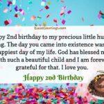 Happy 2nd Birthday Wishes Twitter