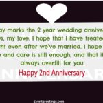 Happy 2nd Marriage Anniversary Tumblr