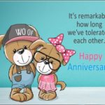 Happy Anniversary Funny Quotes Pinterest