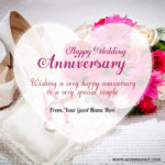 Happy Anniversary Wishes For A Special Couple Pinterest