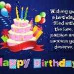 Happy Bday Message Twitter