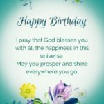 Happy Birthday Blessings Twitter