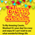 Happy Birthday Cousin Images Facebook