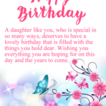 Happy Birthday Daughter Images