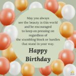 Happy Birthday Inspirational Quotes Pinterest