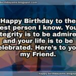 Happy Birthday Message For Best Friend Tumblr