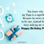 Happy Birthday Papa Wishes Tumblr