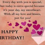 Happy Birthday Quotes For Boyfriend Facebook