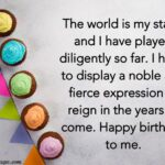 Happy Birthday Quotes For Myself Twitter