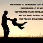 Happy Birthday To My Dad In Heaven Tumblr