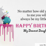 Happy Birthday To My Daughter Facebook