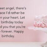 Happy Birthday To My Girlfriend Twitter