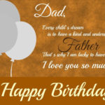 Happy Birthday Wishes For Dad Tumblr