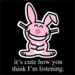 Happy Bunny Sayings Tumblr