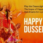Happy Dussehra Wishes Quotes Facebook