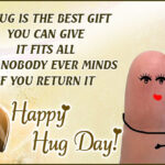 Happy Hug Day Quotes For Friends Twitter