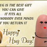 Happy Hug Day To Friends Facebook