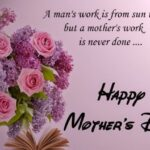 Happy Mothers Day To All The Moms Out There Quotes