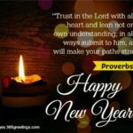 Happy New Year 2018 Religious Quotes Twitter