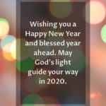 Happy New Year 2020 Spiritual Wishes Twitter