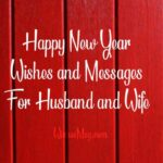 Happy New Year Wishes For Newly Married Couple Pinterest