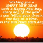 Happy New Year Wishes Inspirational Twitter