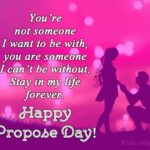 Happy Propose Day To Husband