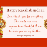 Happy Raksha Bandhan For Brother Tumblr