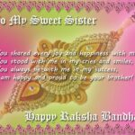 Happy Raksha Bandhan To All My Sisters Twitter