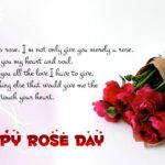 Happy Rose Day In Advance Images Pinterest