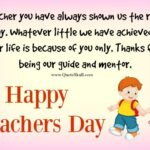 Happy Teachers Day Sentences Facebook