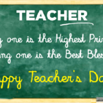 Happy Teachers Day Wishes 2020 Facebook