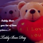 Happy Teddy Day Love Pinterest