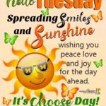 Happy Tuesday Quotes Facebook