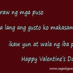 Happy Valentines Day Quotes Tagalog Twitter