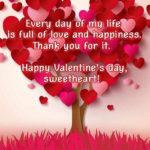 Happy Valentines Day To Her Facebook