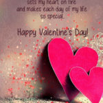 Happy Valentines Day To My Man Facebook