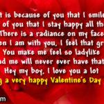 Happy Valentines To My Boyfriend Twitter