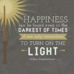 Harry Potter Quote About Light Tumblr