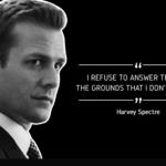 Harvey Spectre Quotes Pinterest