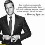 Harvey Spectre Quotes Tumblr