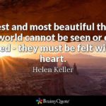 Helen Keller Quotes The Best And Most Beautiful Twitter