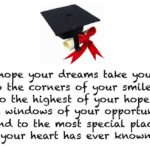 High School Graduation Quotes For My Granddaughter Pinterest