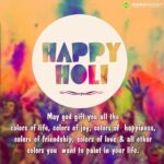 Holi Quotes In English Tumblr
