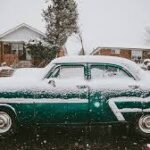 How to Protect a Classic Car in Winter