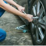 How to repair a tyre – in simple steps